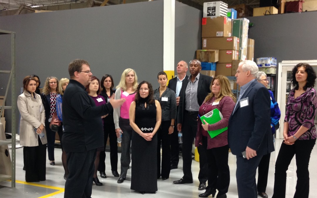 Trinity Aerospace Networking Lunch and Tour – April 15, 2015