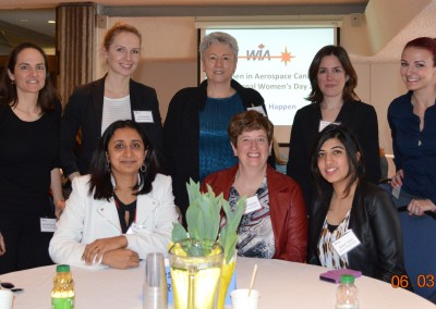 WIA - International Women's Day - Ontario Science Centre March 6, 2015