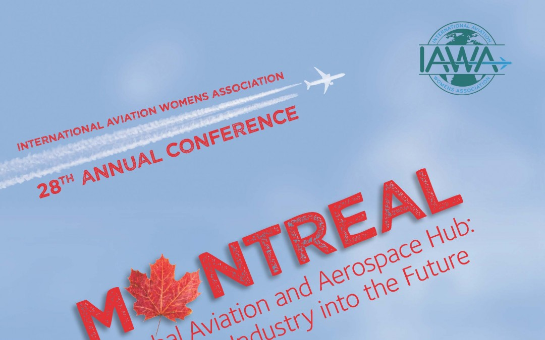 28th Annual Conference – International Aviation Women Association