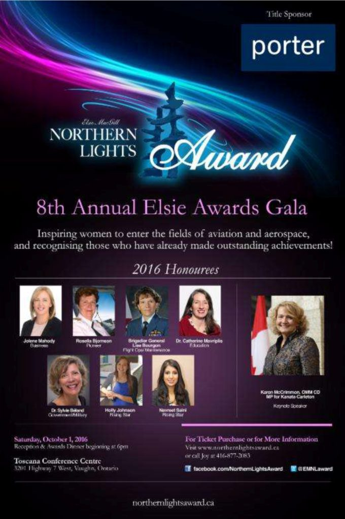 Northern Lights awards