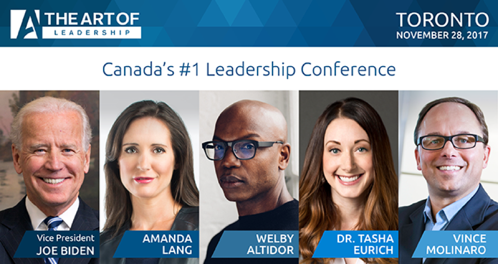 Art of Leadership Conference Toronto