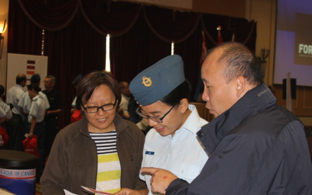 "Triple ""AAA"" Career Expo:  Aviation, Aerospace, and Air Cadets"