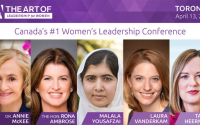 The Art of Leadership – Special Offer for Women in Aerospace Canada April 13, 2018