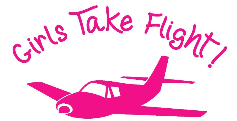Girls Take Flight – April 21 2018 – Oshawa Airport