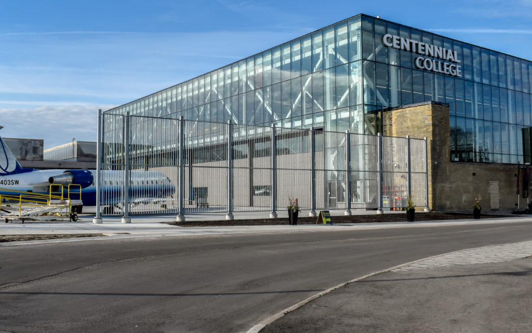 Tour & Networking at Centennial College Downsview Campus: Centre for Aerospace & Aviation January 28 2020